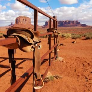 Amerika-Monument-Valley-Cowboy