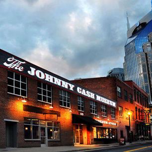 Johnny Cash museum in Nashville