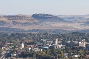 Steden en plaatsen Lesotho