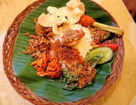 Sumatra-Padang-Nasi