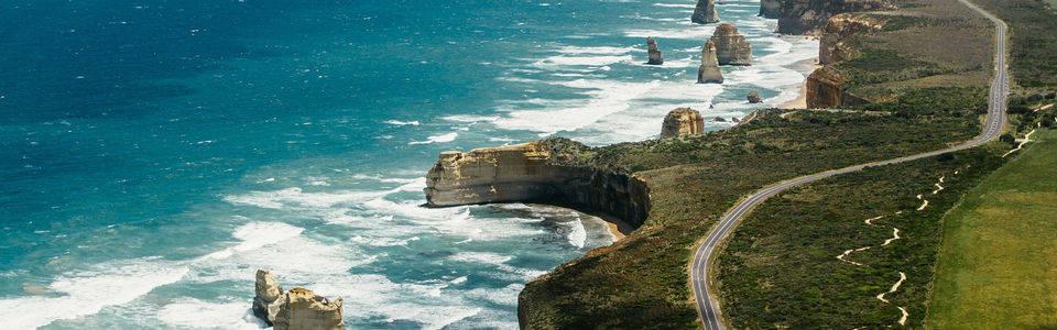 De bekendste route van Australië: Great Ocean Road!