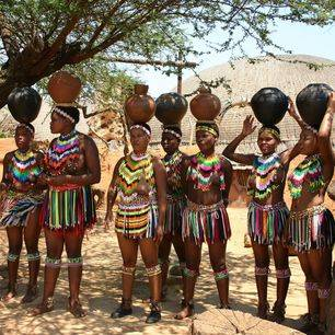 Swaziland-Lokale-Bevolking