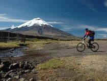 Mountainbiken in het National Park