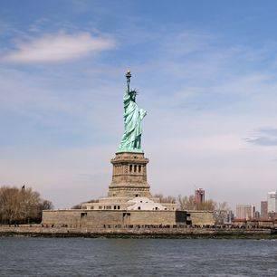 Amerika-New-York-Vrijheidsbeeld