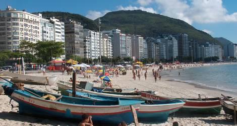 Brazilie-Rio-de-Janeiro-strand