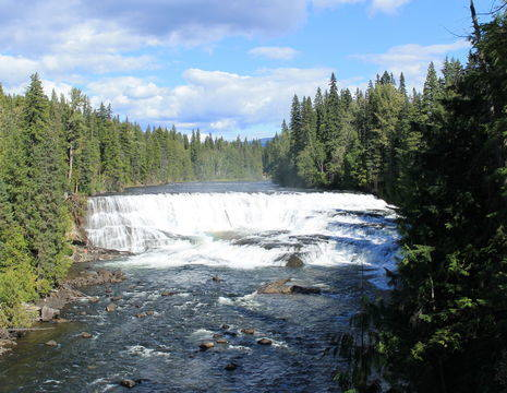 Canada-Wells-Gray-waterval