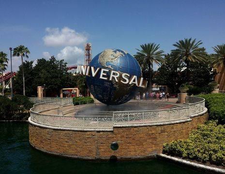 Universal Studios in Orlando, Florida