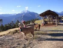 Cachiccata trekking door de Heilige Vallei