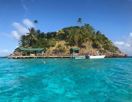 Colombia-Providencia-eiland