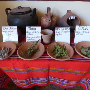 Peru-Arequipa-kruiden