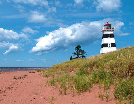 Canada-West-Point-Lighthouse