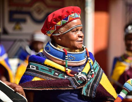 Panoramaroute Ndebele cultuur mensen (13)
