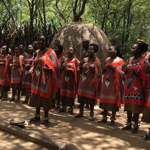 Swaziland-Stam