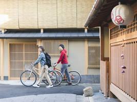 Fietstocht Kyoto