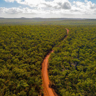 Australie-Cooktown-onderweg