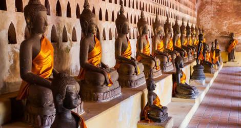 Laos-Vientiane-boeddhas-watsisaket
