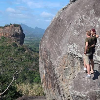 Wim in Sri Lanka