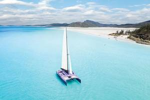 Catamaran Zeiltocht Whitsundays