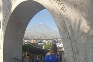 Landelijk Arequipa