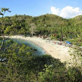 Crystal Bay Beach, Nusa Penida