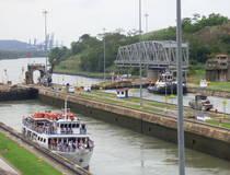 Varen over het Panamakanaal