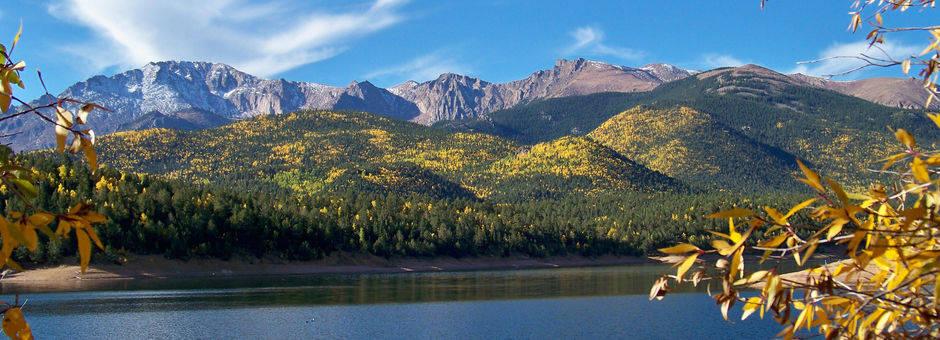 Amerika-Colorado-Springs-Pikes-Peak