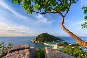 Thailand-KohSamui-uitzicht