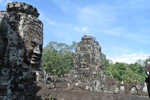Siem Reap en Angkor Wat