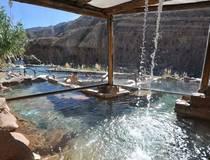 Warmwaterbaden van Cacheuta