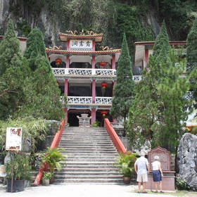 Tempel in Ipoh