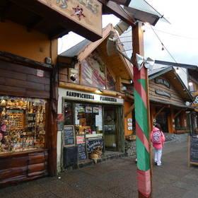 Winkel in Bariloche