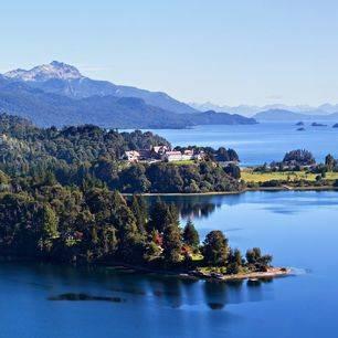 Argentinie-Bariloche-Lake-Petito-Moreno